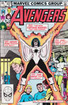 Cover for The Avengers (Marvel, 1963 series) #227 [Direct Edition]
