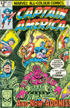 Cover for Captain America (Marvel, 1968 series) #243 [British]