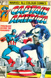 Cover for Captain America (Marvel, 1968 series) #241 [British]