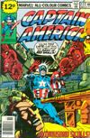 Cover Thumbnail for Captain America (1968 series) #227 [British Price Variant]