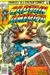 Cover for Captain America (Marvel, 1968 series) #223 [British Price Variant]