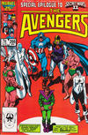 Cover Thumbnail for The Avengers (1963 series) #266 [Direct Edition]