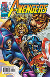 Cover Thumbnail for Avengers (1996 series) #2 [Direct Edition]
