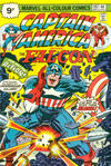 Cover Thumbnail for Captain America (1968 series) #197 [British price variant]