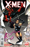 Cover for X-Men (Marvel, 2010 series) #2 [Variant Edition]