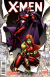 Cover Thumbnail for X-Men (2010 series) #3 [Variant Edition - Magneto & Lyra]