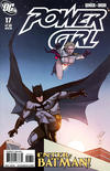 Cover for Power Girl (DC, 2009 series) #17