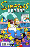 Cover for Simpsons Comics (Bongo, 1993 series) #171