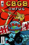 Cover for CBGB (Boom! Studios, 2010 series) #4