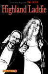 Cover Thumbnail for The Boys: Highland Laddie (2010 series) #3 [Black-and-White Variant]