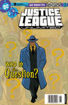 Cover for Justice League Unlimited (DC, 2004 series) #8 [Newsstand]