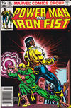 Cover Thumbnail for Power Man and Iron Fist (1981 series) #95 [Canadian]