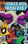 Cover Thumbnail for Power Man and Iron Fist (1981 series) #101 [newsstand]