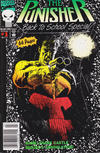 Cover for Punisher Back to School Special (Marvel, 1992 series) #1 [newsstand]