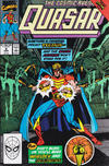Cover for Quasar (Marvel, 1989 series) #8 [Direct]