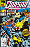 Cover for Quasar (Marvel, 1989 series) #7 [Direct]