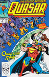 Cover for Quasar (Marvel, 1989 series) #4 [Direct]