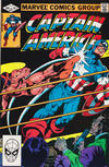 Cover for Captain America (Marvel, 1968 series) #271 [Direct]