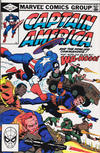 Cover for Captain America (Marvel, 1968 series) #273 [Direct]