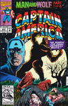 Cover for Captain America (Marvel, 1968 series) #402 [Direct Edition]