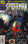 Cover for The Sensational Spider-Man (Marvel, 1996 series) #29 [Direct Edition]