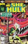 Cover for The Savage She-Hulk (Marvel, 1980 series) #5 [Direct]