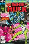 Cover for The Savage She-Hulk (Marvel, 1980 series) #13 [Direct]