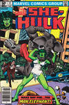 Cover for The Savage She-Hulk (Marvel, 1980 series) #17 [Newsstand]