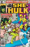 Cover for The Savage She-Hulk (Marvel, 1980 series) #18
