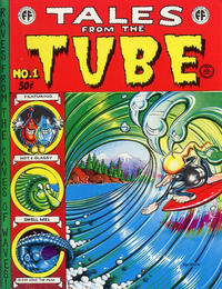 Cover Thumbnail for Tales from the Tube (The Print Mint Inc, 1973 series) #1