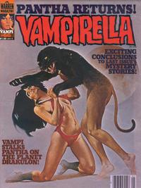 Cover for Vampirella (Warren, 1969 series) #66