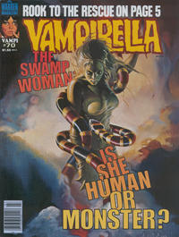 Cover Thumbnail for Vampirella (Warren, 1969 series) #70