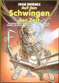 Cover Thumbnail for Beta Comic Art Collection (Condor, 1985 series) #2 - Auf den Schwingen der Zeit
