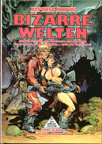 Cover Thumbnail for Beta Comic Art Collection (Condor, 1985 series) #3 - Bizarre Welten