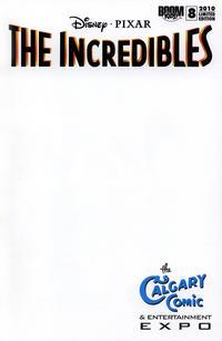 Cover Thumbnail for The Incredibles (Boom! Studios, 2009 series) #8 [The Calgary Comic & Entertainment Expo]