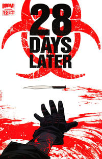 Cover Thumbnail for 28 Days Later (Boom! Studios, 2009 series) #12