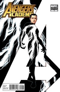 Cover Thumbnail for Avengers Academy (Marvel, 2010 series) #5 [McKone Variant Edition Cover]