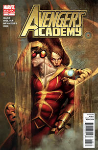 Cover Thumbnail for Avengers Academy (Marvel, 2010 series) #5 [Vampire Variant Edition]