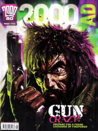 Cover Thumbnail for 2000 AD (Rebellion, 2001 series) #1705