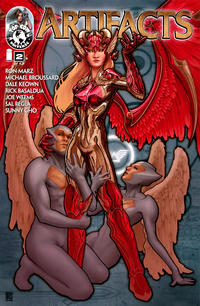 Cover for Artifacts (Image, 2010 series) #2 [Cover G]