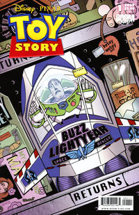 Cover Thumbnail for Toy Story (Boom! Studios, 2009 series) #1 [Cover A]