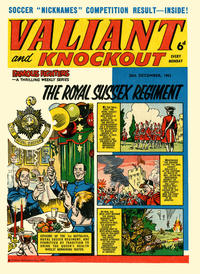 Cover Thumbnail for Valiant and Knockout (IPC, 1963 series) #28 December 1963