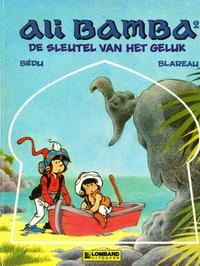 Cover Thumbnail for Ali Bamba (Le Lombard, 1985 series) #2 - De sleutel van het geluk