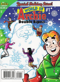 Cover Thumbnail for World of Archie Double Digest (Archie, 2010 series) #1