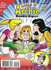 Cover Thumbnail for World of Archie Double Digest (Archie, 2010 series) #2 [Direct]