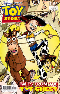 Cover Thumbnail for Toy Story: Tales from the Toy Chest (Boom! Studios, 2010 series) #1 [Cover A]