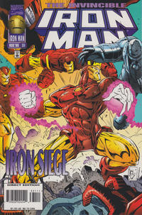 Cover Thumbnail for Iron Man (Marvel, 1968 series) #331 [Direct Edition]