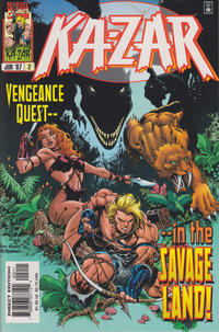 Cover Thumbnail for Ka-Zar (Marvel, 1997 series) #2 [Cover A - Direct Edition]