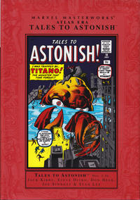 Cover Thumbnail for Marvel Masterworks: Atlas Era Tales to Astonish (Marvel, 2006 series) #1 [Regular Edition]