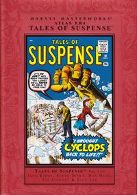 Cover Thumbnail for Marvel Masterworks: Atlas Era Tales of Suspense (Marvel, 2006 series) #1 [Regular Edition]